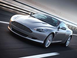 Caparo AP: Lepší brzdy pro Aston Martin DB9: titulní fotka