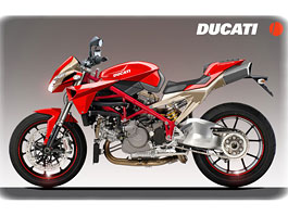Ducati HyperFighter: nový boss pouličních rváčů?: titulní fotka