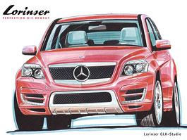 Lorinser chystá úpravu Mercedesu GLK: titulní fotka