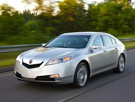Acura TL - sportovní sedan jako břitva: titulní fotka