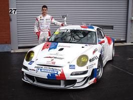 Mičánek vyhrál Porsche Super Sport Cup ve Spa: titulní fotka