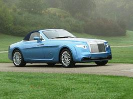 Pininfarina Hyperion - zaoblený Drophead Coupe pro dva: titulní fotka