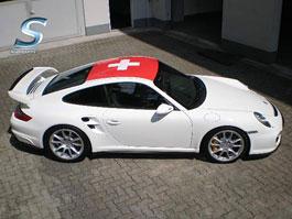 Sportec SP750 - 911 GT2 se 750 koňmi: titulní fotka