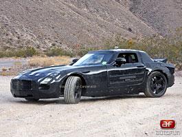 Spy Photos: Mercedes SLS: titulní fotka