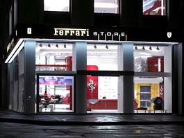 Ferrari postaví na Nordschleife obchod: titulní fotka