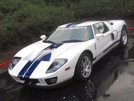 Ford GT: Saleenův pátý z devíti předprodukčních kusů je na prodej: titulní fotka