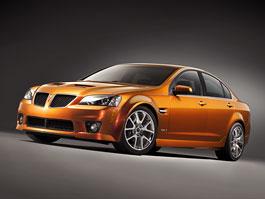 Pontiac G8 GXP bude mít 415 koní: titulní fotka