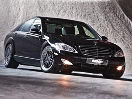 Mercedes-Benz S500 4MATIC po kúře od firmy Inden-Design: titulní fotka