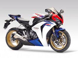 Honda 2009 - CBR600RR a CBR1000RR s E-ABS: titulní fotka