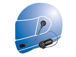 Test: Interphone do helmy - komunikace i za jízdy na motorce: titulní fotka