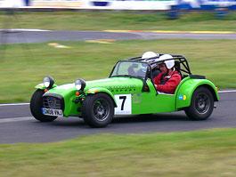 Za volantem: Caterham 7 Roadsport: titulní fotka