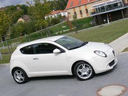 Alfa Romeo MiTo přichází na český trh: titulní fotka