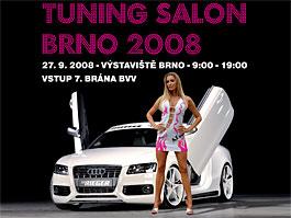Pozvánka: Tuning Salon Brno 2008: titulní fotka