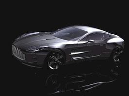Aston Martin One-77 - nový topmodel. Více informací a fotek: titulní fotka