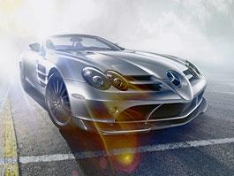 Mercedes-Benz SLR McLaren Roadster 722 S - labutí píseň supersportu: titulní fotka