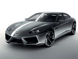 Paříž 2008: Lamborghini Estoque - oficiální foto, info a video: titulní fotka
