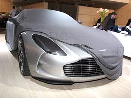 Paříž 2008: Aston Martin One-77: titulní fotka