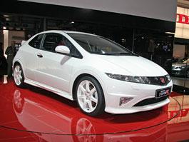 Paříž 2008: Honda Civic Type R Special Edition: titulní fotka