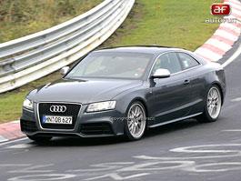 Spy Photos: Audi RS5 na Nürburgringu: titulní fotka