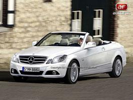 Spy Photos: Mercedes-Benz CLK Cabrio: titulní fotka