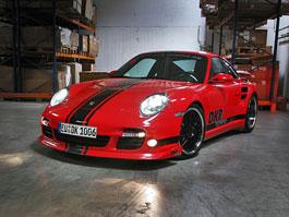 Porsche 911 Turbo: upravený vzhled, podvozek i motor od DKR Tuning: titulní fotka
