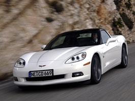 Corvette C6 - spokojené stáří zaručeno: titulní fotka