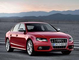 Audi S4 a S4 Avant - fotogalerie: titulní fotka