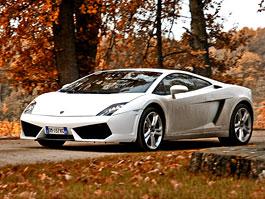Za volantem: Lamborghini Gallardo LP560-4: titulní fotka