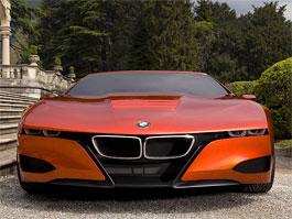 BMW přijde se supersportem v roce 2012. A bude prý pěkně