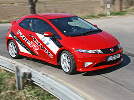 Test: Honda Civic Type R - Hothatchi-do: titulní fotka