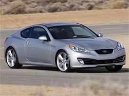 Hyundai Genesis Coupe: podrobnější informace: titulní fotka
