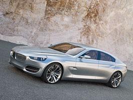 Projekt supersedanu BMW CS zastaven: titulní fotka