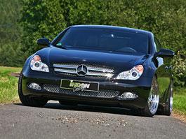 Mercedes CLS by Inden Design: komfort předal štafetu jízdním vlastnostem: titulní fotka
