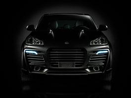 TECHART: LED systém pro Porsche Cayenne: titulní fotka