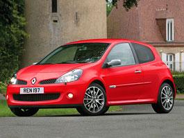 Clio Renault Sport 197 Lux: obrácený postup: titulní fotka