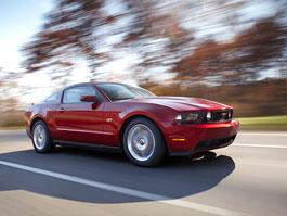Ford Mustang 2010: facelift nebo nový model?: titulní fotka