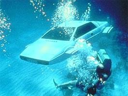 Bondův obojživelný Lotus Esprit je na prodej: titulní fotka