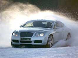 Bentley on Ice: finská jezera čekají na vás a vaše Bentley!: titulní fotka
