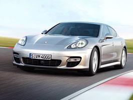 Porsche Panamera kompletně odhaleno - více informací! (+ nové foto): titulní fotka