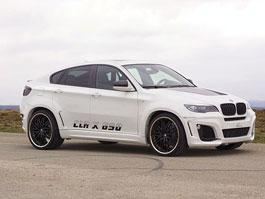 LUMMA Design CLR X 650 aneb BMW X6 u země: titulní fotka