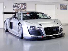 Audi R8 LMS: nový závoďák kategorie GT3: titulní fotka