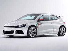 Volkswagen Scirocco Studie R: ze závodní dráhy na silnici: titulní fotka