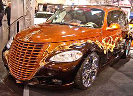 Essen 2008 živě: Chrysler PT Cruiser: titulní fotka