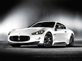 MC Sport Line: tovární kit pro Maserati Granturismo S: titulní fotka