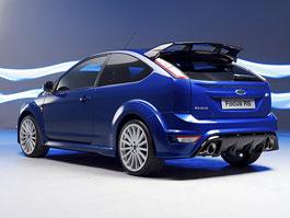 Ford Focus RS: První fotografie sériového provedení: titulní fotka