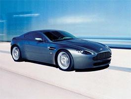 Aston Martin V8 Vantage: více výkonu pro původní osmiválec: titulní fotka
