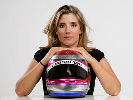 Formule 2 bude mít svojí vlastní Danicu Patrick: titulní fotka