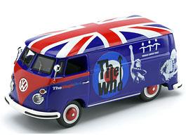 VW Magic Bus v bojových barvách kapely The Who: titulní fotka