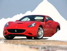 Ferrari California: další fotogalerie: titulní fotka