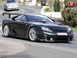 Lexus LF-A: jedeme dál!: titulní fotka